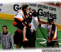 2008 NLL Champions